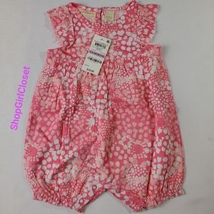 💥Just In💥 Baby Girl Romper 6-9M NWT